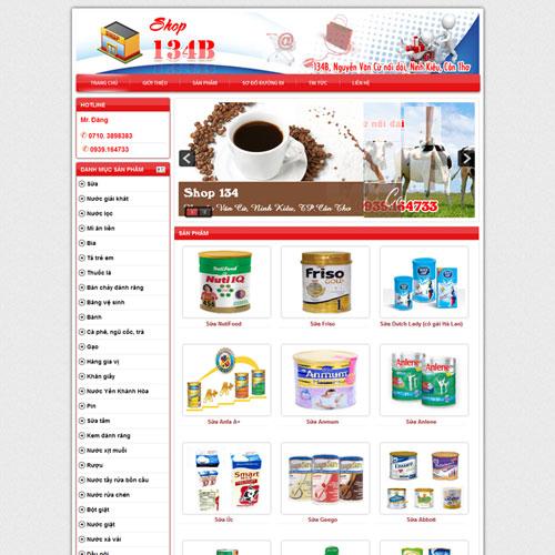 Shop 134 Cần Thơ